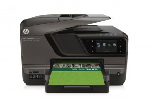 a OfficeJet PRO 8600 e-All-in-One imprime con calidad profesional con hasta un 50% en ahorro